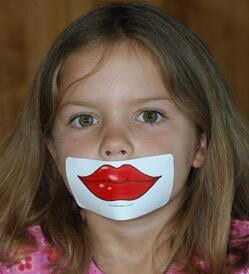 My granddaughter Sophie wearing a Mouth Trap..jpg
