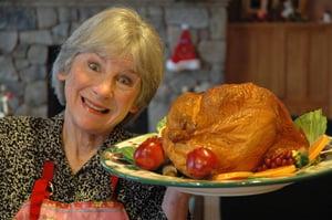 Fake Turkey Fake Smile