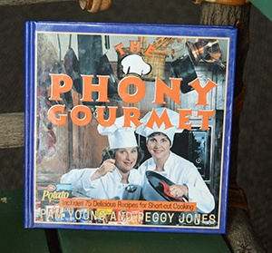 phony cover
